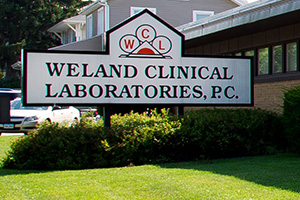 Weland Labs | Locations & Hours